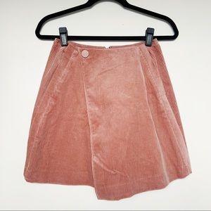 NWT Club Monaco Corduroy Mini Skirt